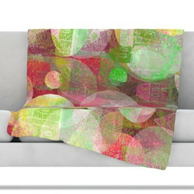 Dream Place Fleece Throw Blanket
