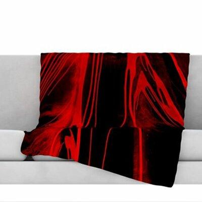 In the Detail Fleece Throw Blanket Size: 40 L x 30 W