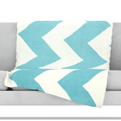 Salt Water Cure Throw Blanket Size: 60 L x 50 W