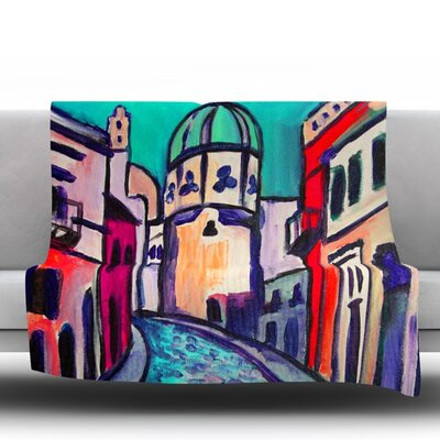 Procida Throw Blanket Size: 80 L x 60 W