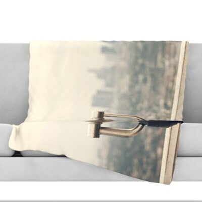 The View LA Throw Blanket Size: 80 L x 60 W