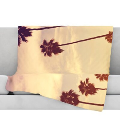 Endless Summer Throw Blanket Size: 40 L x 30 W