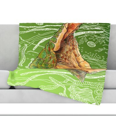Shelley Throw Blanket Size: 60 L x 50 W
