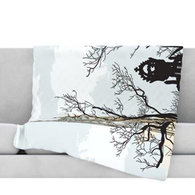 Big Ten Fleece Throw Blanket Size: 40 L x 30 W
