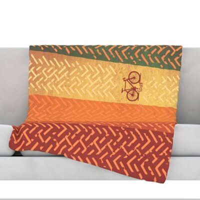 Lost Throw Blanket Size: 80 L x 60 W