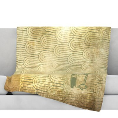 Deco Car Throw Blanket Size: 60 L x 50 W
