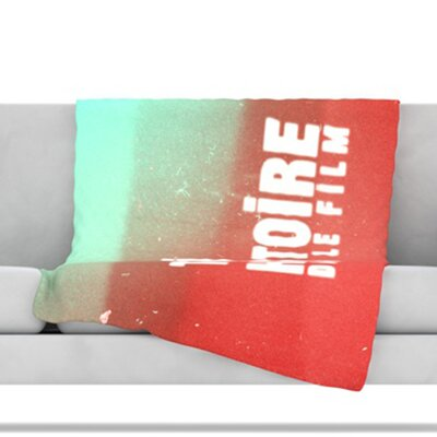 Toi Histoire Throw Blanket Size: 60 L x 50 W