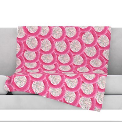 Oho Boho Throw Blanket Size: 80 L x 60 W