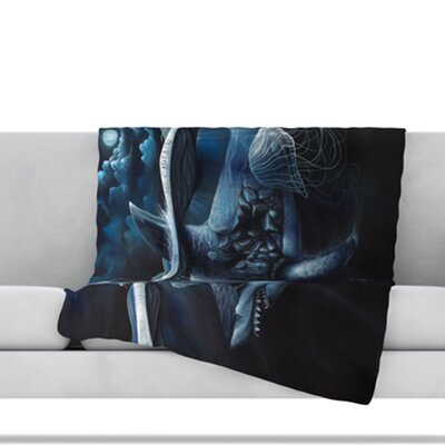 Invictus Throw Blanket Size: 40 L x 30 W