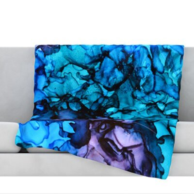 Lucid Dream Throw Blanket Size: 40 L x 30 W