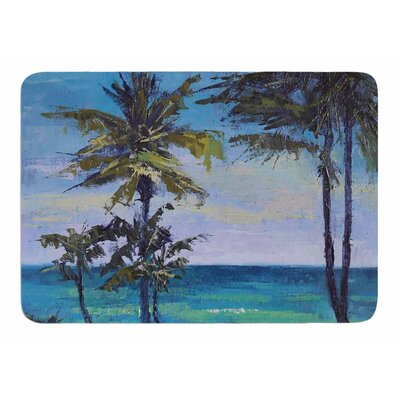 Room With a View by Carol Schiff Memory Foam Bath Mat Size: 36