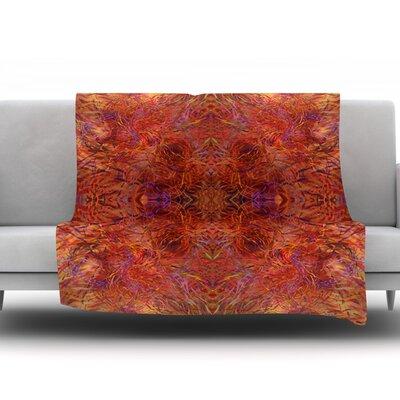 Sedona by Nikposium Fleece Throw Blanket Size: 60 H x 50 W x 1 D