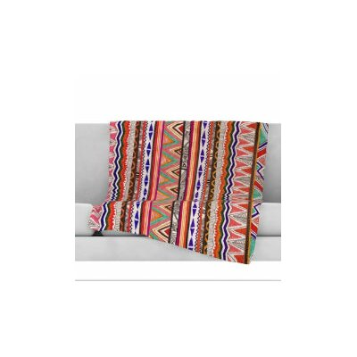 Native Tessellation Fleece Throw Blanket Size: 40 L x 30 W
