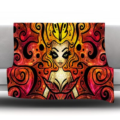 She Devil Throw Blanket Size: 80 L x 60 W