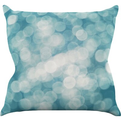 Snow Princess Outdoor Throw Pillow Size: 16 H x 16 W x 3 D