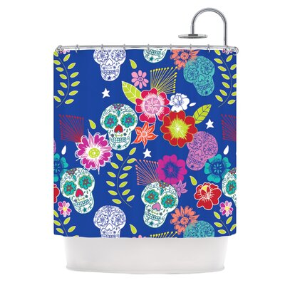Day of the Dead Shower Curtain AS1010ASC01