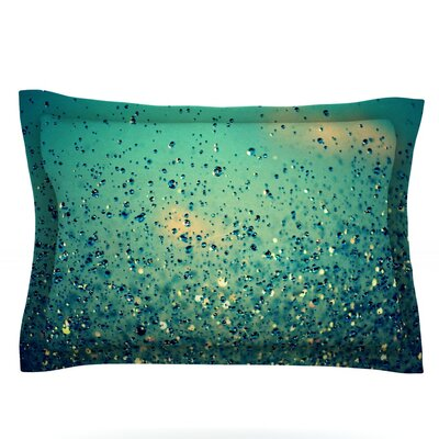 Lullaby, Close Your Eyes by Robin Dickinson Featherweight Pillow Sham Size: King, Fabric: Woven Polyester
