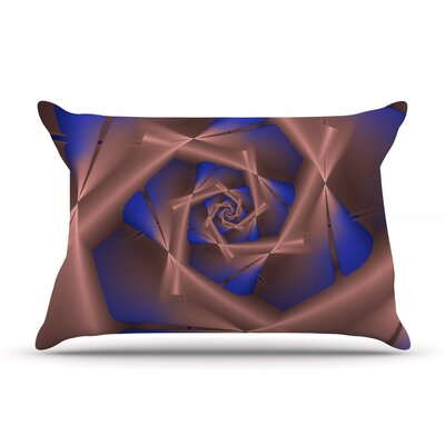 Visticas Vista by Michael Sussna Featherweight Pillow Sham Size: Queen, Fabric: Woven Polyester