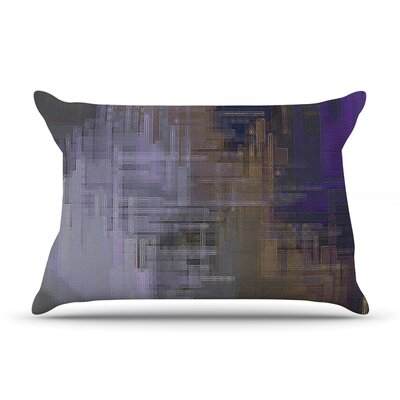 Reach for the Sky by Michael Sussna Featherweight Pillow Sham Size: Queen, Fabric: Woven Polyester