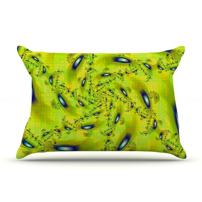 Michael Sussna Synchronized Swimming Pillow Case