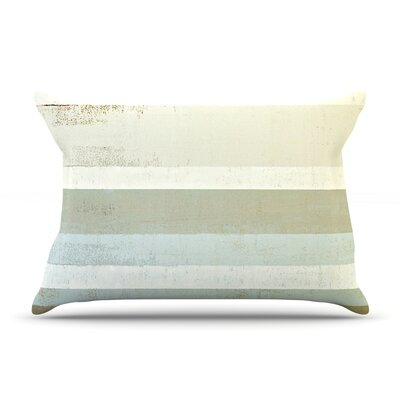 Invent by CarolLynn Tice Featherweight Pillow Sham Size: King, Fabric: Woven Polyester