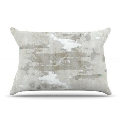 Effortless by CarolLynn Tice Featherweight Pillow Sham Size: Queen, Fabric: Woven Polyester
