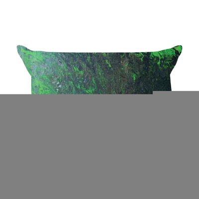 Acid Rain by Claire Day Featherweight Pillow Sham Size: Queen, Fabric: Woven Polyester