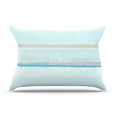 Cost by CarolLynn Tice Featherweight Pillow Sham Size: Queen, Fabric: Woven Polyester