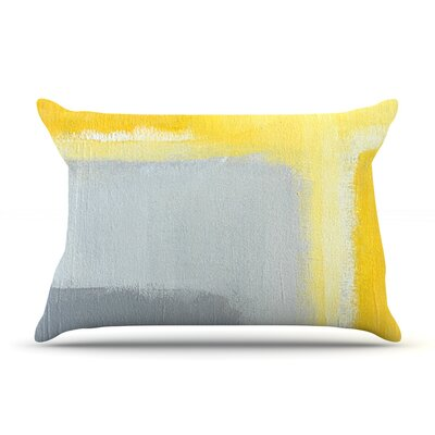 Inspired by CarolLynn Tice Featherweight Pillow Sham Size: Queen, Fabric: Woven Polyester