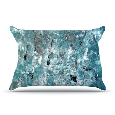 Shuffling by CarolLynn Tice Featherweight Pillow Sham Size: Queen, Fabric: Woven Polyester