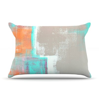 Gifted by CarolLynn Tice Featherweight Pillow Sham Size: King, Fabric: Woven Polyester