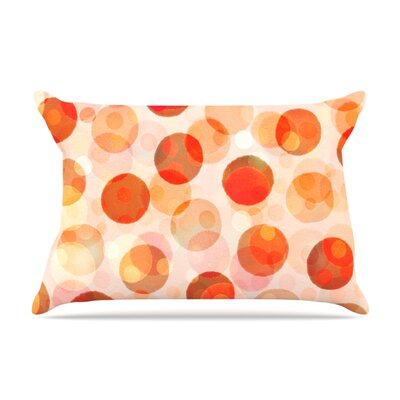Shepherds Delight by Daisy Beatrice Featherweight Pillow Sham Size: King, Fabric: Woven Polyester