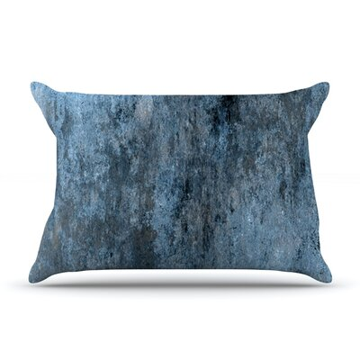 Familiar by CarolLynn Tice Featherweight Pillow Sham Size: King, Fabric: Woven Polyester