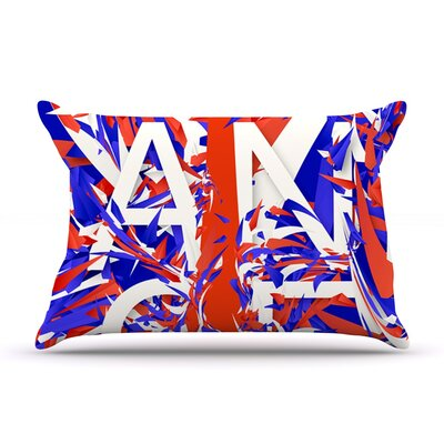 France by Danny Ivan Featherweight Pillow Sham Size: King, Fabric: Woven Polyester