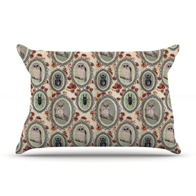 Camafeu by DLKG Design Featherweight Pillow Sham Size: Queen, Fabric: Woven Polyester