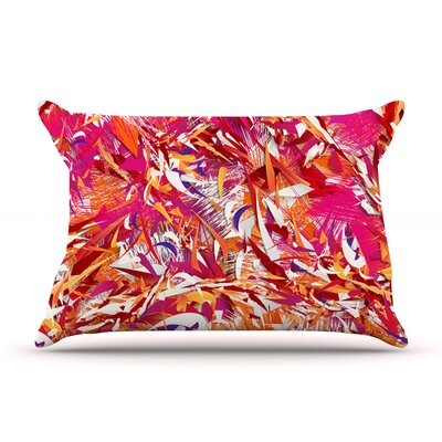 You by Danny Ivan Featherweight Pillow Sham Size: Queen, Fabric: Woven Polyester