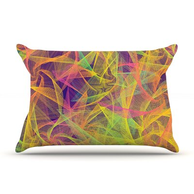 Danny Ivan Blend Everywhere Abstract Pillow Case