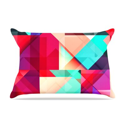 Still New by Danny Ivan Featherweight Pillow Sham Size: Queen, Fabric: Woven Polyester