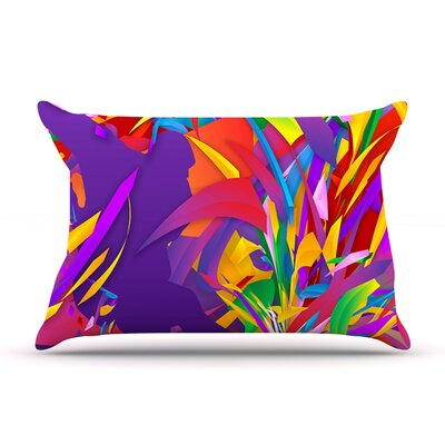 Shooting by Danny Ivan Featherweight Pillow Sham Size: King, Fabric: Woven Polyester