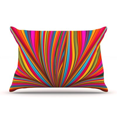 Believer by Danny Ivan Featherweight Pillow Sham Size: King, Fabric: Woven Polyester