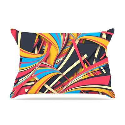 Danny Ivan Slippery Slope Pillow Case