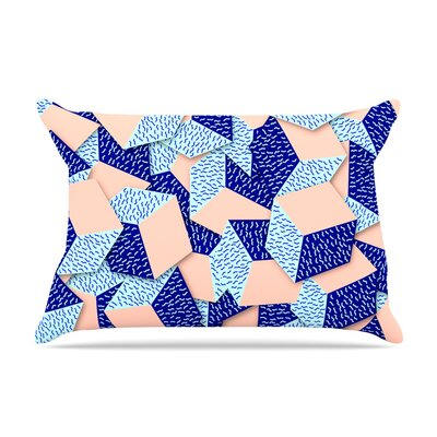 Friend of the Unknown by Danny Ivan Featherweight Pillow Sham Size: Queen, Fabric: Woven Polyester