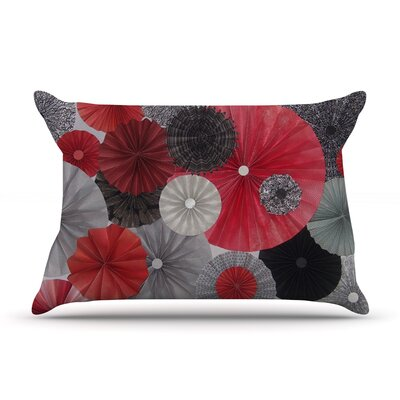 Kyoto by Heidi Jennings Featherweight Pillow Sham Size: Queen, Fabric: Woven Polyester