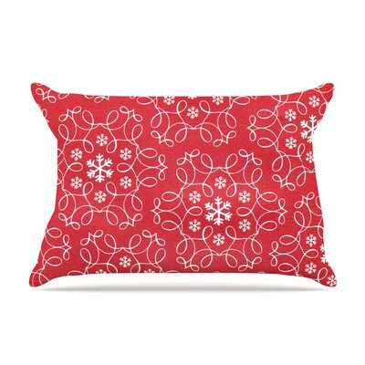 Heidi Jennnings 'Christmas Spirit' Pillow Case