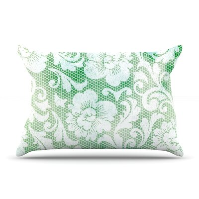 Daydreaming by Heidi Jennings Featherweight Pillow Sham Size: Queen, Fabric: Woven Polyester