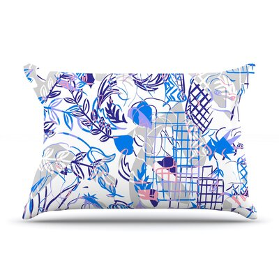 She by Gabriela Fuente Featherweight Pillow Sham Size: Queen, Fabric: Woven Polyester