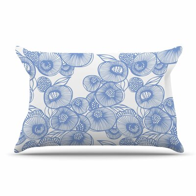 Gill Eggleston 'Eastern Promise' Pillow Case