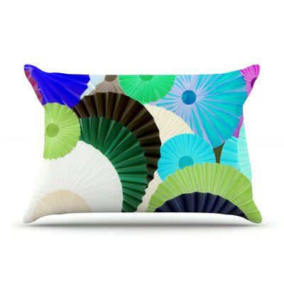 Heidi Jennings Wonderland Paper Pillow Case