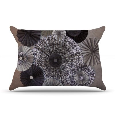 Shadows by Heidi Jennings Featherweight Pillow Sham Size: King, Fabric: Woven Polyester