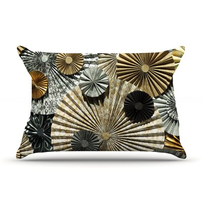 All That Glitters by Heidi Jennings Featherweight Pillow Sham Size: Queen, Fabric: Woven Polyester